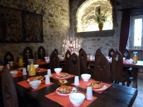 chateau salle a manger