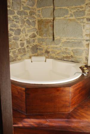 Terrasse salle bain